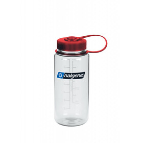 Nalgene Everyday Wide Neck Drinking Bottle 500ml clear
